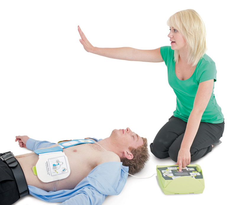 Defibrillator Training